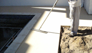 Ensuring The Liquid Limestone Has A Smooth Finish